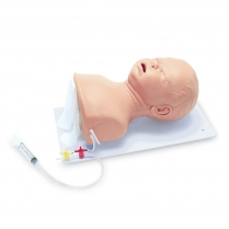 Simulaids Infant Deluxe Intubation Head