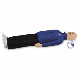 Life/form® Full Body Airway Larry Airway Management Manikin with Electronic Connections