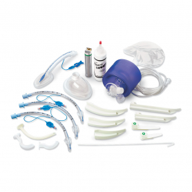 Simulaids Complete Adult Airway Management Kit