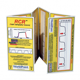 WorldPoint® RCR (Rapid Capnography Resource) Pocket Resource