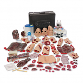 Simulaids® E.M.T. Casualty Simulation Kit