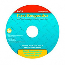 J&B Frst Responder Skill DVD