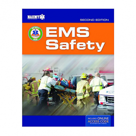 NAEMT® EMS Safety Textbook, 2nd Edition and Advantage Access