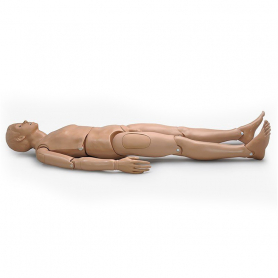 Gaumard® Simple Simon® Nursing Care Patient Simulator - Medium Skin