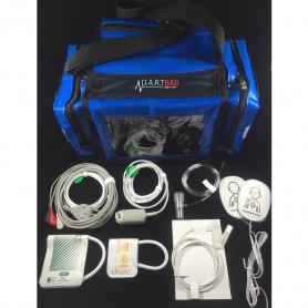 D.A.R.T. Sim ACLS/PALS Bag Complete - Blue