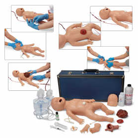 Life/form® Newborn Nursing Skills and ALS Simulator