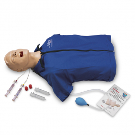 Life/form® Advanced Airway Larry Torso with Defibrillation Features