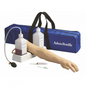 Adam,Rouilly Injection, Venipuncture, Cannulation & Infusion Arm - Light Skin