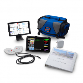Simulaids SimVS Simulation Platform Pre-Hospital Defibrillator