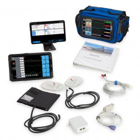 Simulaids SimVS Simulation Platform Pre-Hospital Transport with Ventisim