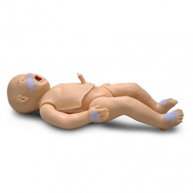 Gaumard® PEDI® Blue Newborn CPR Patient Simulator with SmartSkin™ and OMNI®
