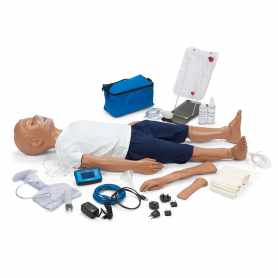 Gaumard® 5-Year-Old CPR and Trauma Care with OMNI® Code Blue® Pack with IO Access