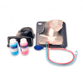 CAE Blue Phantom™ Transparent Internal Jugular Central Line Ultrasound Manikin