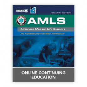 NAEMT® AMLS Online Continuing Education, 2nd Edition