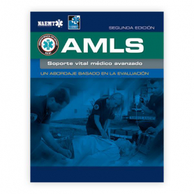 NAEMT® AMLS eBook, 2nd Edition - Spanish