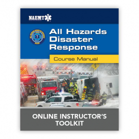 NAEMT® All Hazards Disaster Response Online Instructor Toolkit, 1st Edition