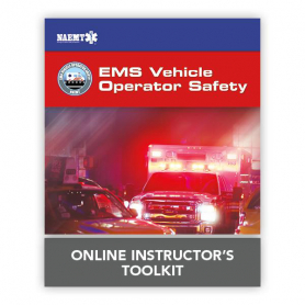 NAEMT® EVOS: EMS Vehicle Operator Safety Online Instructor Toolkit