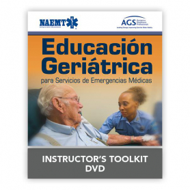 NAEMT® GEMS Instructor Toolkit DVD - Spanish