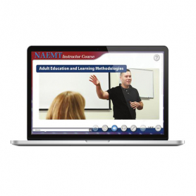 NAEMT® Instructor Preparation Online Course, 1st Edition