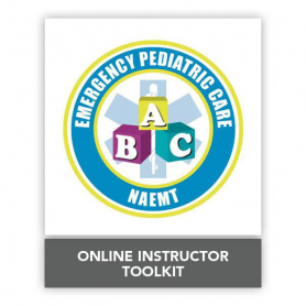 NAEMT® PEPP Emergency Pediatric Care Online Instructor Toolkit - English
