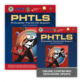 NAEMT® PHTLS with Navigate 2 Advantage Access and PHTLS Online Continuing Education Update, 8th Edition