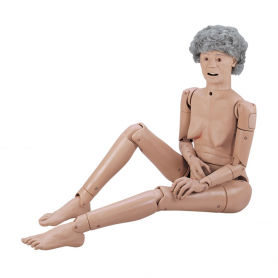 Life/form® Basic GERi™ Manikin - Light Skin
