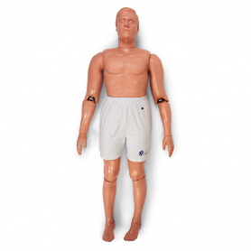 """Simulaids® I.A.F.F. Rescue Randy 6'1"""" 165 Lbs Large Body"""