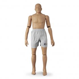 "Simulaids® Rescue Randy 5'5"" 165 Lbs - Light Skin"