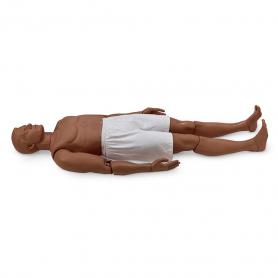 "Simulaids® Rescue Randy 6'1"" 165 Lbs - Dark Skin"