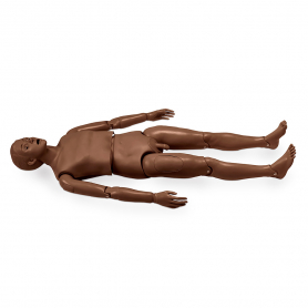 Gaumard® Simple Simon® Nursing Care Patient Simulator - Dark Skin
