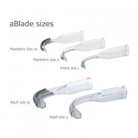 Ambu® King Vision™ Channeled aBlade™, Size 2
