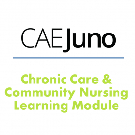 CAE Chronic Care & Community Nursing Learning Module for Juno - Additional License