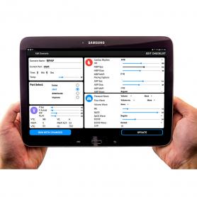 Simulaids® SimVS Simulation Platform Fetal Monitor System