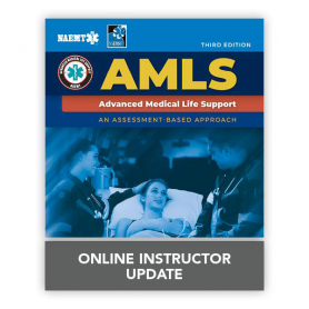 NAEMT® AMLS Online Instructor Update, 3rd Edition
