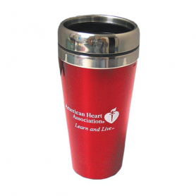 AHA Travel Mug - Red
