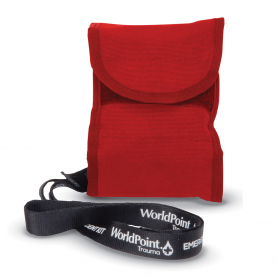 WorldPoint® Emergency Incident Kit, Basic - Red