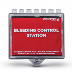 WorldPoint® Bleeding Control Station, Advanced