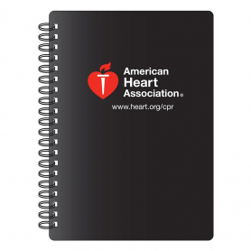 AHA Spiral Bound Notebook