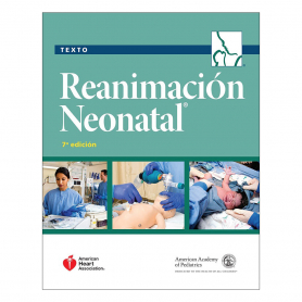 AAP NRP® Neonatal Resuscitation Textbook, 7th Edition - Spanish
