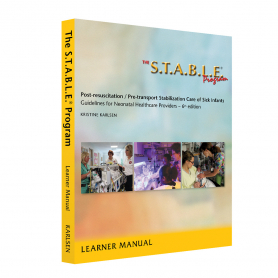 AAP S.T.A.B.L.E Program Learner Manual, 6th Edition