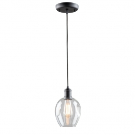 CLEARWATER 1 LT CORD PENDANT