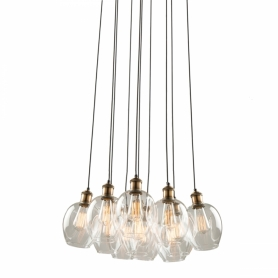 Clearwater AC10731VB Chandelier
