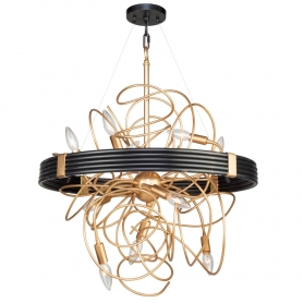 GALAXY 10 LT CHANDELIER