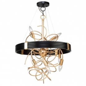 GALAXY 6 LT CHANDELIER