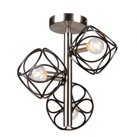 SORRENTO 3 LT SEMI FLUSH