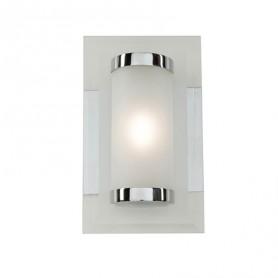 Turin 1 Light AC7071 Chrome Bathroom Vanity