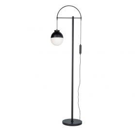 CORTINA BLACK FLOOR LAMP
