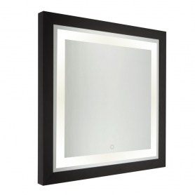 VALET 35W LED SQUARE MIRROR