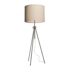 4LT BN Floor Lamp-DIS