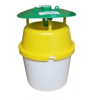 BUCKET TRAP, YELLOW/WHITE, 25/CS